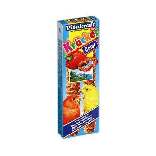 kolba dla kanarka z papryką i marchewką na wybarwienie marki Vitakraft