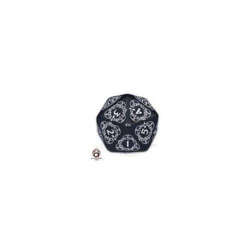 Q-workshop K20 czarno-biała licznik poziomów do gier karcianych - poznań, hiperszybka wysyłka od 5,99zł!