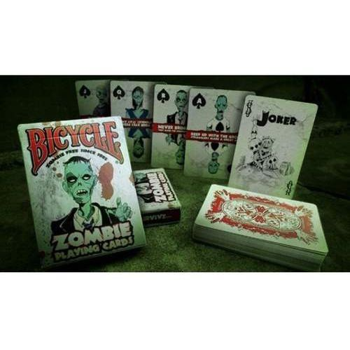 United states playing card company Bicycle zombie