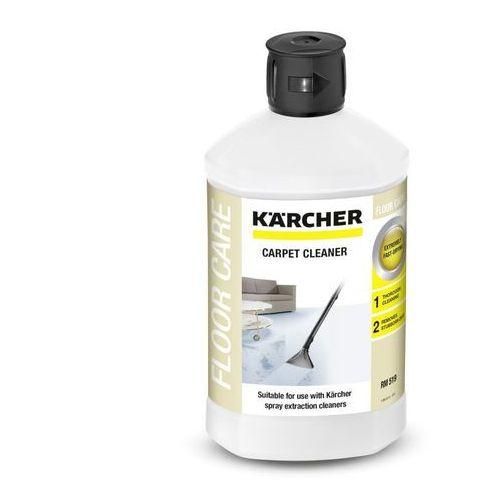 Płyn do prania dywanów, wykładzin - przyśpieszający wysychanie marki Karcher