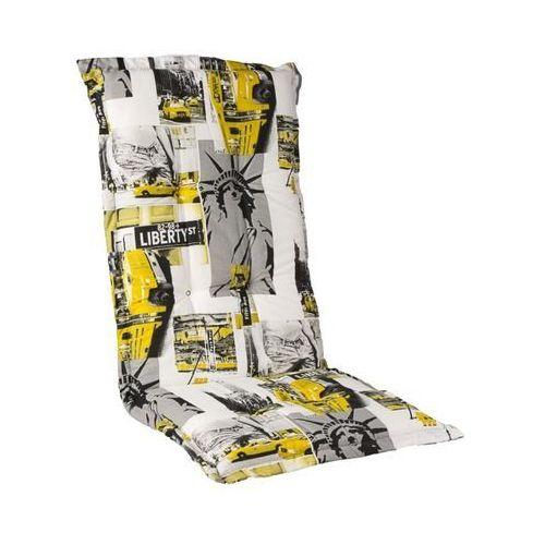 Poduszka na krzesło ogrodowe YEGO Caprii Hoch 3609-5 + Zamów z DOSTAWĄ W PONIEDZIAŁEK! + DARMOWY TRANSPORT!