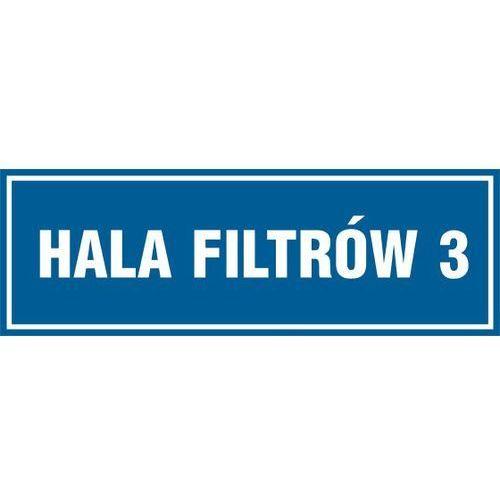 Hala filtrów 3 marki Top design