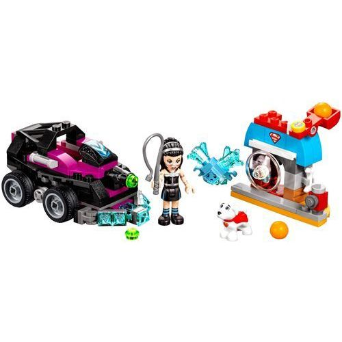 Lego HERO FACTORY Dc super hero girls, lashina i jej pojazd 41233