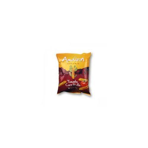 Bezglutenowe chipsy kukurydziane pomidor 100g