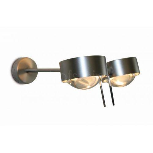 Puk side twin 40 cm, 2-punktowe - design - obszar wewnętrzny - 40 - czas dostawy: od 6-10 dni roboczych marki Top light