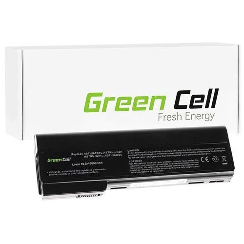 HP 6360t Mobile Thin Client / 628368-241 6600mAh Li-Ion 10.8V (GreenCell)