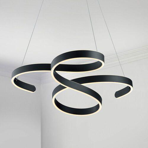 Trio Francis 371310142 lampa wisząca zwis 1x52W LED 3000K antracyt (4017807445343)