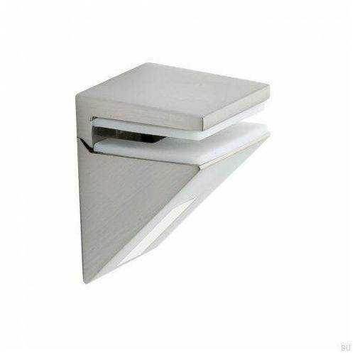 Wspornik półki Kalabrone Mini 1-P Srebrny, 967433