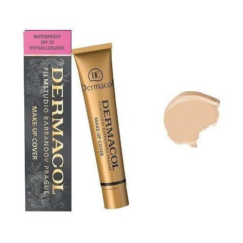 make-up cover | podkład kryjący - kolor 221 - 30g marki Dermacol. Najniższe ceny, najlepsze promocje w sklepach, opinie.
