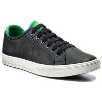Boss Sneakersy - attitude 50385618 10207038 01 dark blue 401