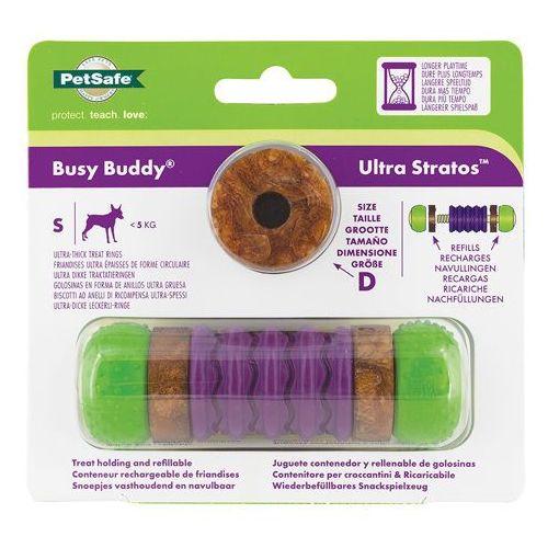 Zabawka dla małego psa  busy buddy ultra stratos marki Premier