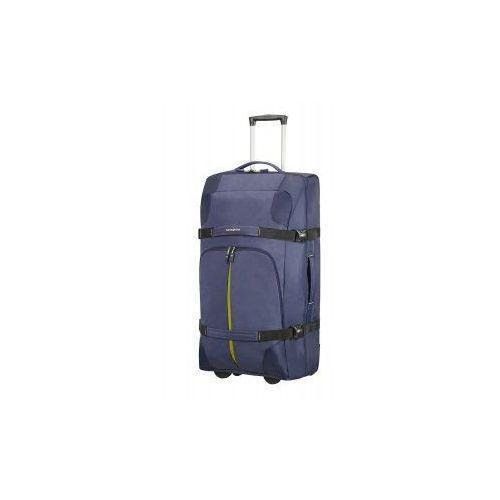 SAMSONITE torba miękka na kołach 82 cm kolekcja REWIND model Duffle/WH materiał polyester