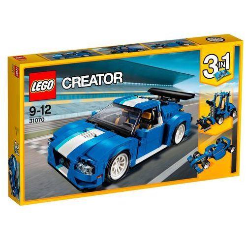 31070 TRACK RACER TURBO (Turbo Track Racer) KLOCKI LEGO CREATOR - BEZPŁATNY ODBIÓR: WROCŁAW!