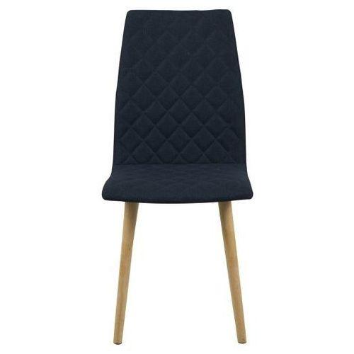 Pikowane krzesło do jadalni Abna