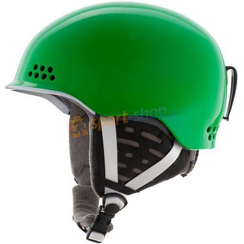 Kask narciarski  rival pro (zielony połysk) marki K2