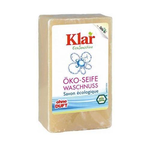 KLAR 100g Mydło w kostce z orzechów piorących Eco