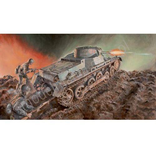 Czołg lekki Pz. Kpfw. I Ausf. B Italeri 6523 (8001283065238)