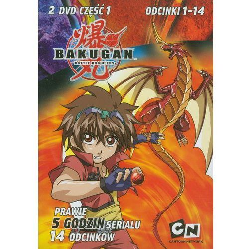 Bakugan (Cżęść 1) Bakugan Battle Brawlers