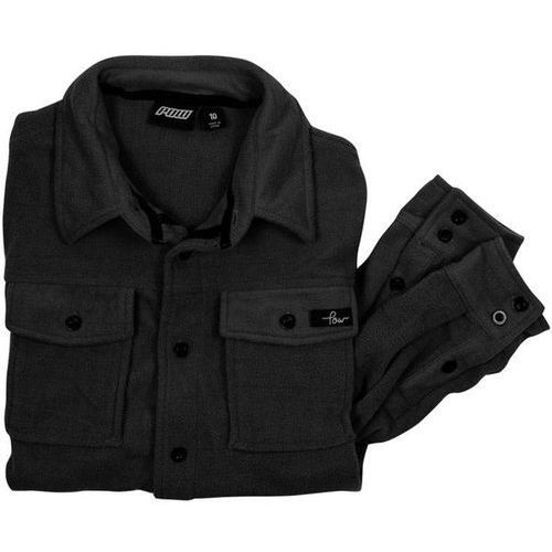 POW - Main Street Microfleece Shirt True Black (BK) rozmiar: S