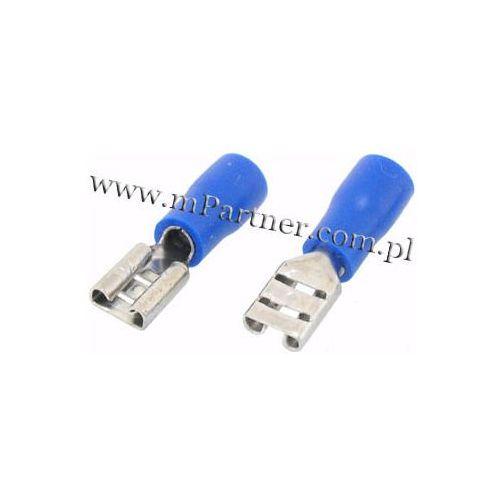 Nasuwka konektor żeński 4,7 mm z osłoną do 2,5mm marki Mpartner