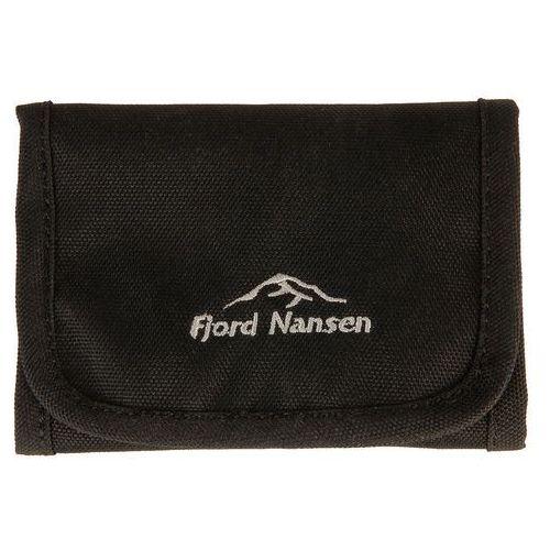 Fjord nansen Portfel etne - black