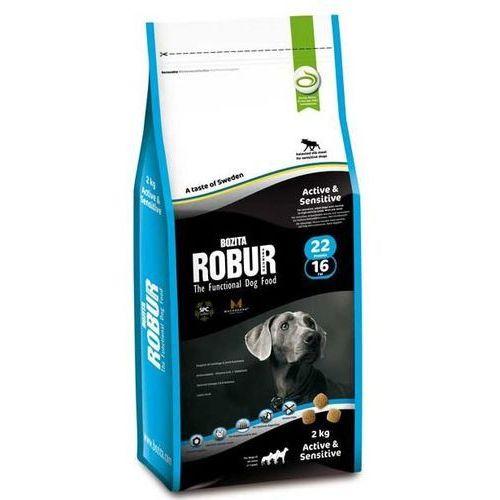 BOZITA Robur Active & Sensitive 22/16 2kg