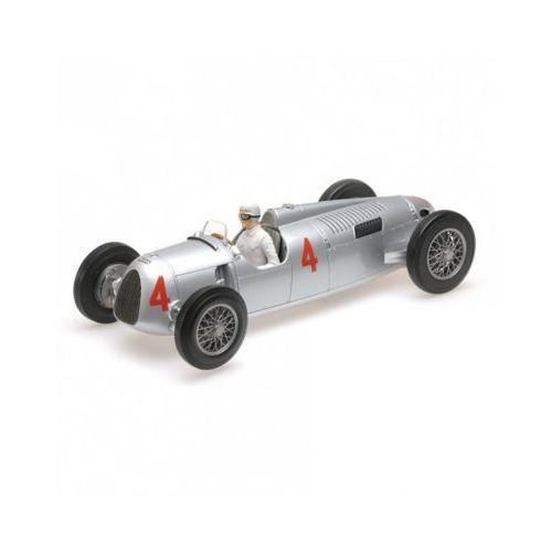 Auto union typ c #4 achille varzi 2nd place grand prix automobile de monaco 1936 - darmowa dostawa!!! marki Minichamps