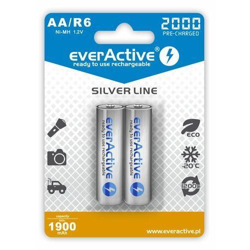 akumulatorki aa 2000 mah evhrl6-2000- zamów do 16:00, wysyłka kurierem tego samego dnia! marki Everactive