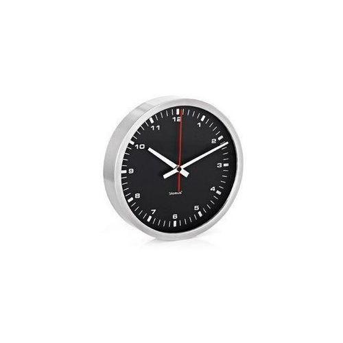 Zegar ścienny Era Blomus czarny 24cm (B63212), 63212