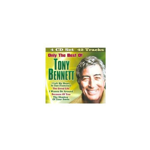Collectables Only the best of tony bennett (box)