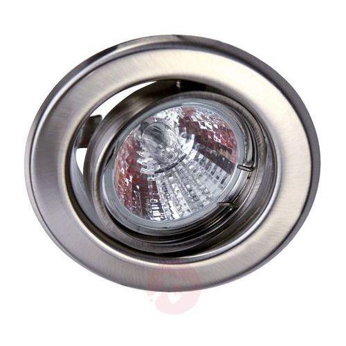 Wpuszczany reflektor ze stali szlachetnej wychylny (4002940235524)