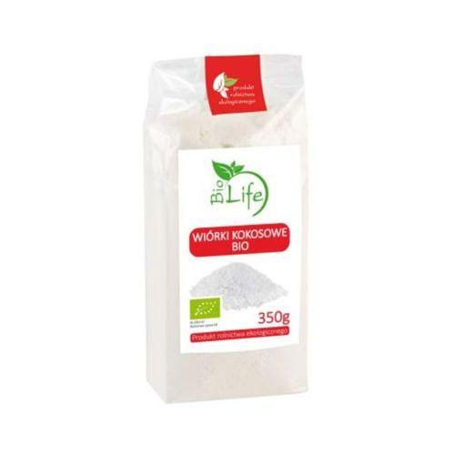 350g wiórki kokosowe bio marki Biolife