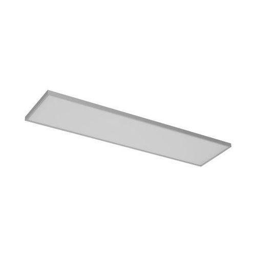 Panel LED GDAŃSK IP20 30 x 120 cm srebrny INSPIRE (3276000439868)
