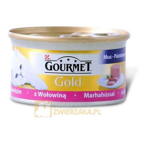 GOURMET Gold mus wołowina 85g puszka, 3050 (1914082)