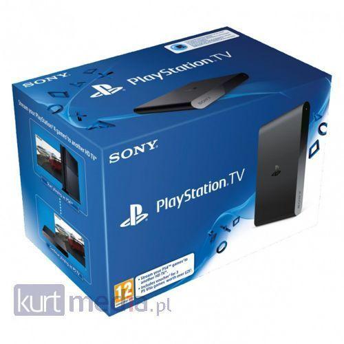 OKAZJA - Sony PlayStation TV z kategorii [konsole]