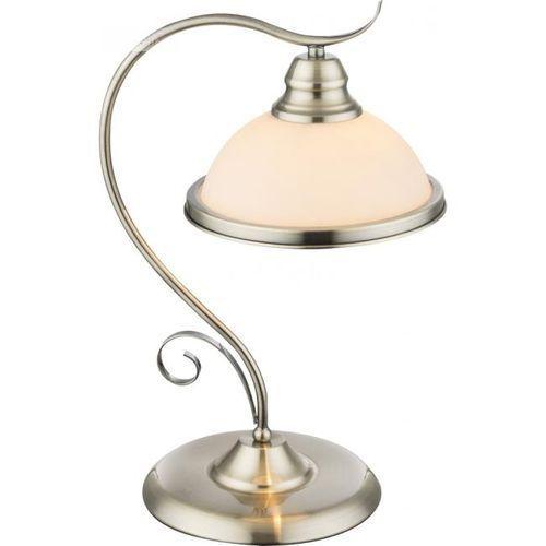 Globo sassari lampa stołowa stary mosiądz, 1-punktowy - design/ponadczasowy - obszar wewnętrzny - sassari - czas dostawy: od 2-3 tygodni marki Globo lighting
