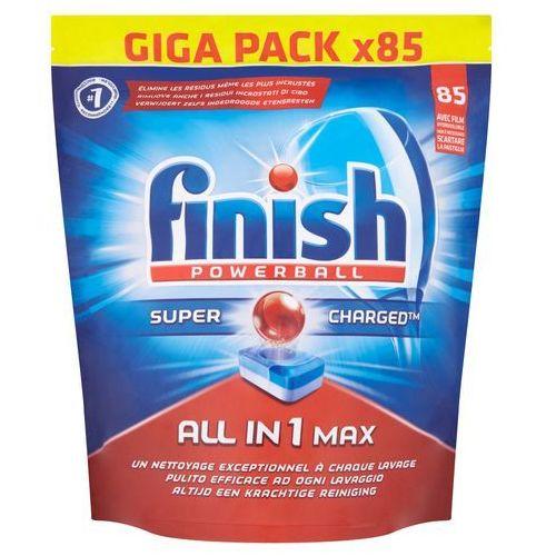 Finish Tabletki do zmywarki all-in-1 max 85 regularne (5900627073256)
