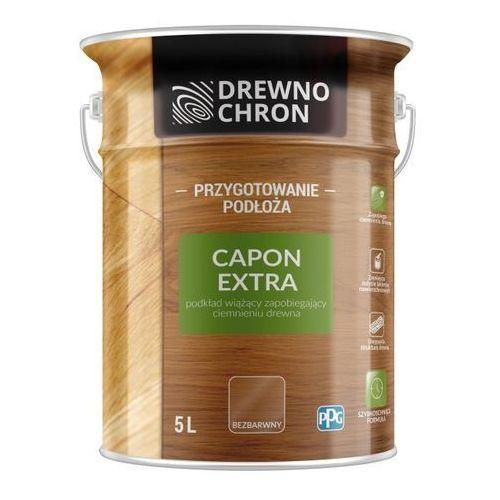 Lakier podkładowy capon extra bezbarwny 5 l marki Drewnochron