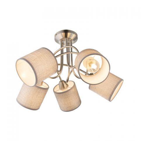 GLOBO 15185-5D PACO Lampa sufitowa 5xE14 25W