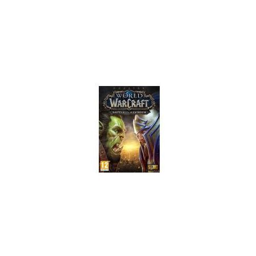 World of Warcraft Battle for Azeroth D1 (PC)