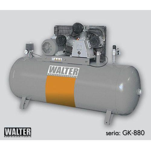 sprężarka tłokowa gk 880-5.5/100 prawdziwe raty 0% + dostawa gratis marki Walter