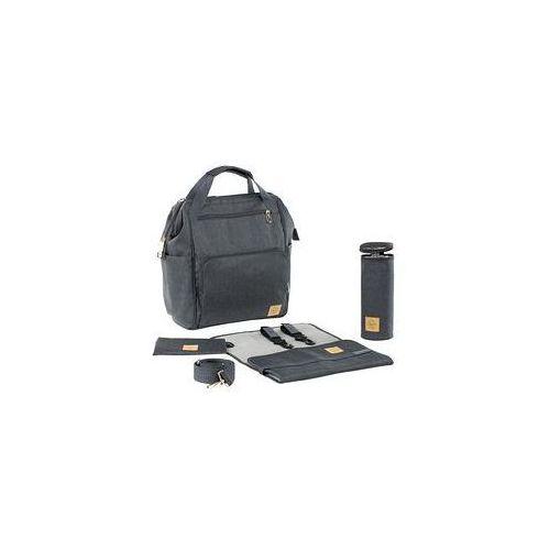 Plecak z akcesoriami Goldie Backpack Lassig (anthracite), 1103010222