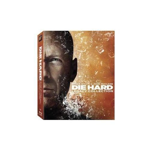 Szklana pułapka (Blu-Ray) - Różni reżyserzy (5903570069819)