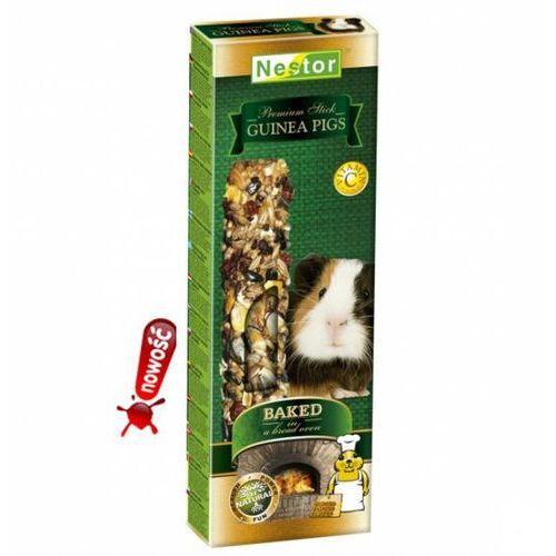 NESTOR Kolba Premium z pieca chlebowego dla świnek morskich, 2szt.