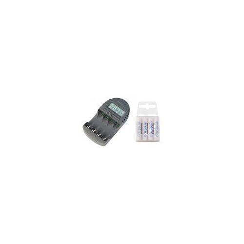 Ładowarka bc-450 + 4 x r03/aaa panasonic eneloop r03 aaa 800mah bk-4mcce/4t (box) marki Technoline