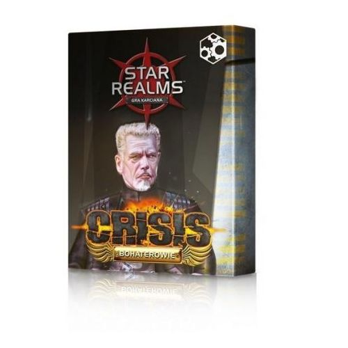 Star Realms: Crisis Bohaterowie GFP