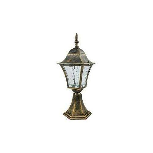 Stojąca lampa ogrodowa london patyna mała marki Sanico