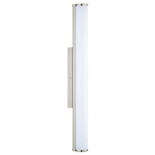 Eglo Kinkiet lampa ścienna calnova 94716 szklana oprawa sufitowa minimalistyczna led 24w do łazienki ip44 biała (9002759947163)