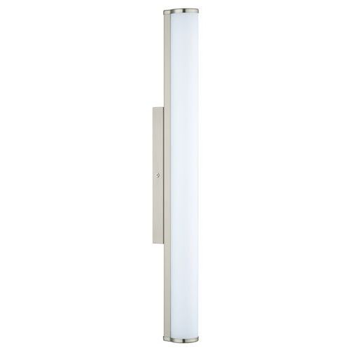 Kinkiet Eglo Calnova 94716 lampa oprawa ścienna 1x16W LED IP44 biała/satyna