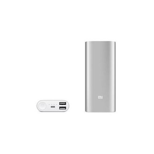 Power Bank Xiaomi 16000 mAh (NDY-02-AL) Aluminium
